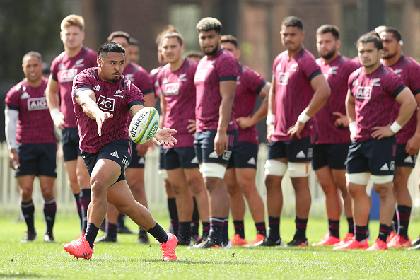 Some say Experimentation, others say All Blacks Squad Rotation
