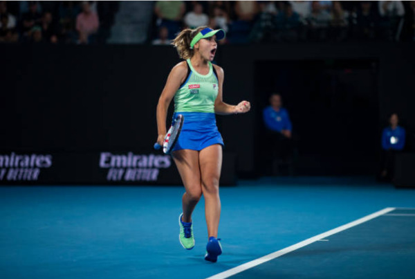 Sofia Kenin, 2020 WTA Player of the Year