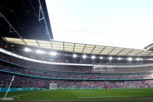 Highest Number of Sporting Stadiums